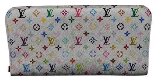 Louis Vuitton Monogram Multicolore Insolite Long Wallet 219462