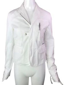 Dsquared2 white Blazer