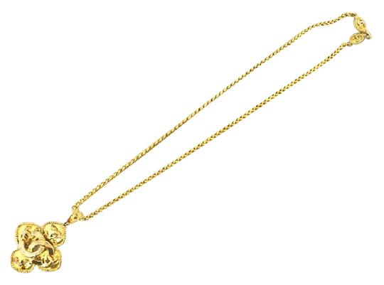 Preload https://item1.tradesy.com/images/chanel-gold-cross-219545-necklace-21555725-0-2.jpg?width=440&height=440