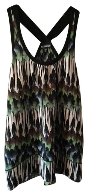 Preload https://item5.tradesy.com/images/express-tie-dye-tank-topcami-size-4-s-2155584-0-0.jpg?width=400&height=650