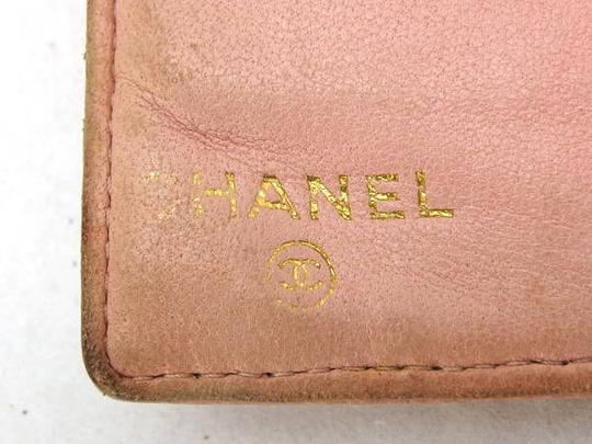 Chanel Caviar CC Logo Long Wallet 219342