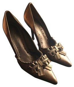 BCBGirls Bronze Pumps