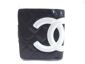 Chanel Quilted Cambon Wallet 219426