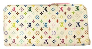 Louis Vuitton [WALMART] Monogram Multicolore Insolite Long Wallet 219421