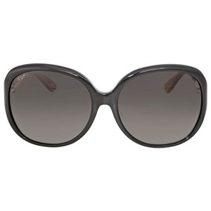 Gucci Gucci Grey Gradient Lens Round Authentic Ladies Sunglasses