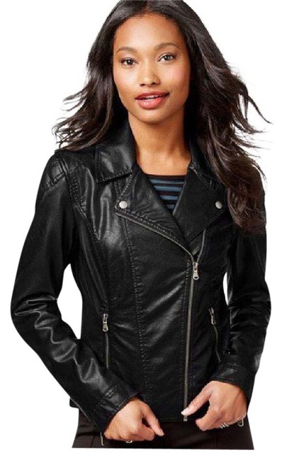 Preload https://item2.tradesy.com/images/celebrity-pink-black-faux-leather-motorcycle-jacket-size-4-s-21556406-0-1.jpg?width=400&height=650