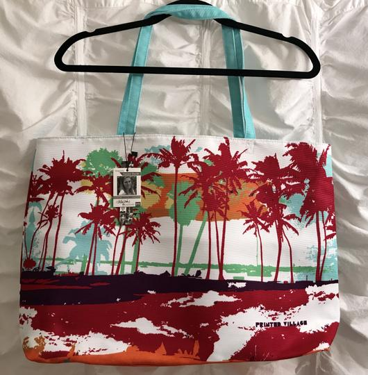 Hannah Shields for Printed Village Tote in Multi