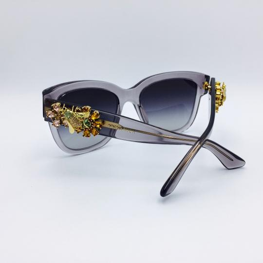 Dolce&Gabbana Dolce and Gabbana Crystal Embellished Sunglasses