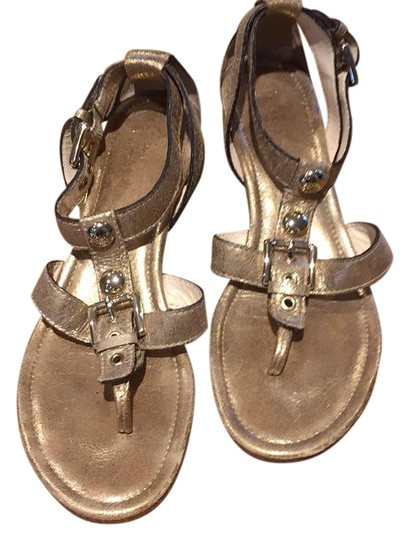 Preload https://item1.tradesy.com/images/coach-gold-metallic-mini-wedge-sandals-size-us-75-regular-m-b-21556685-0-2.jpg?width=440&height=440