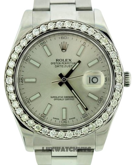 Preload https://item4.tradesy.com/images/rolex-men-s-datejust-ii-diamond-with-box-and-appraisal-watch-21556778-0-1.jpg?width=440&height=440