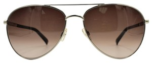 Dior Gold Piccadilly Classic Aviator Sunglasses 3YGJ6