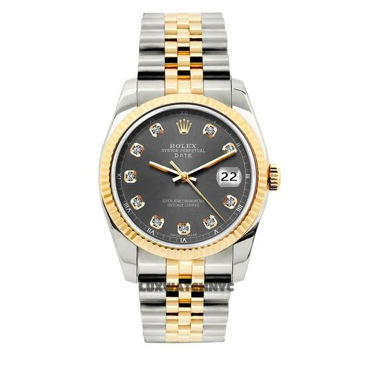 Preload https://item3.tradesy.com/images/rolex-34mm-date-2-tone-diamond-with-box-and-appraisal-watch-21556957-0-0.jpg?width=440&height=440
