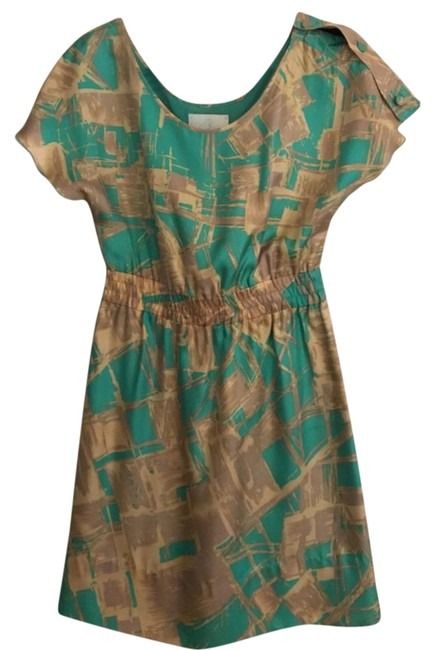 Preload https://item1.tradesy.com/images/madison-marcus-turquoise-silk-short-cocktail-dress-size-4-s-21557075-0-1.jpg?width=400&height=650