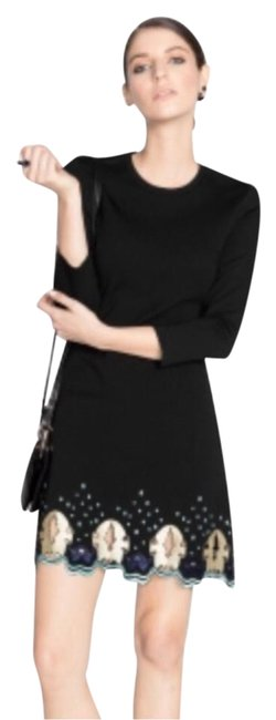Preload https://item5.tradesy.com/images/-and-other-stories-black-embroidered-short-cocktail-dress-size-6-s-21557109-0-2.jpg?width=400&height=650