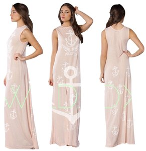 Barefoot Pink Maxi Dress by Wildfox Couture