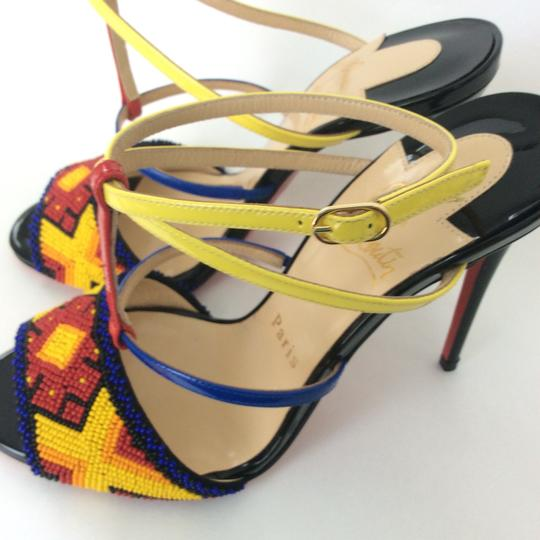 Christian Louboutin multicolor Sandals
