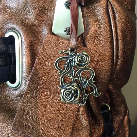 Rough Roses Hobo Bag