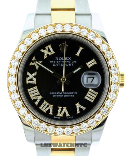 Preload https://item1.tradesy.com/images/rolex-25ct-41mm-men-s-datejust-ii-w-box-and-appraisal-watch-21557275-0-1.jpg?width=440&height=440