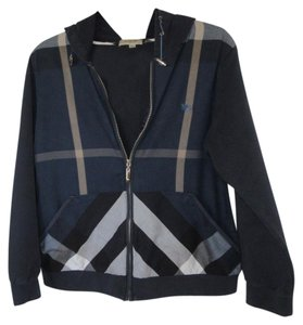 Burberry Streching Nova Checked Sweatshirt