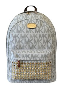 Michael Kors Signature Studded Backpack