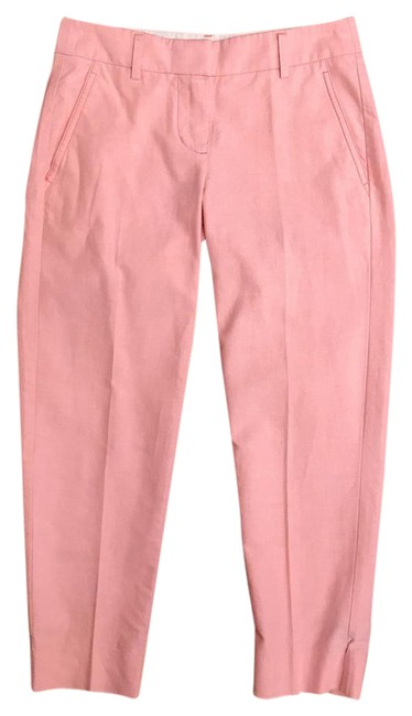 Preload https://img-static.tradesy.com/item/21557665/jcrew-salmon-crop-pants-capris-size-00-xxs-24-0-1-650-650.jpg