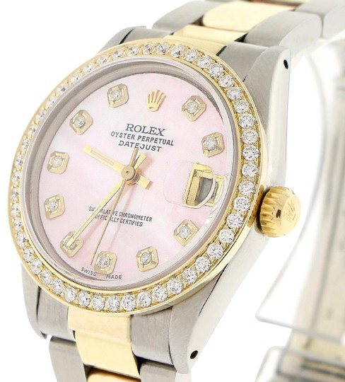 Preload https://img-static.tradesy.com/item/21557765/rolex-datejust-2-tone-31mm-oyster-wpink-mop-diamond-dial-and-bezel-watch-0-3-540-540.jpg