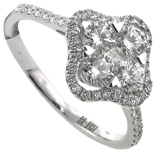 Preload https://item4.tradesy.com/images/abc-jewelry-h-color-vs2-clarity-fancy-diamond-with-83ct-total-weight-round-brilliant-cut-diamon-ring-21557778-0-2.jpg?width=440&height=440