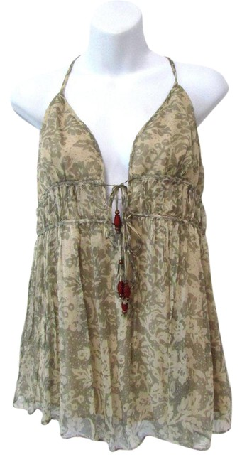 Preload https://item2.tradesy.com/images/laundry-by-shelli-segal-cargo-beige-floral-silk-babydoll-tunic-size-10-m-21557791-0-1.jpg?width=400&height=650