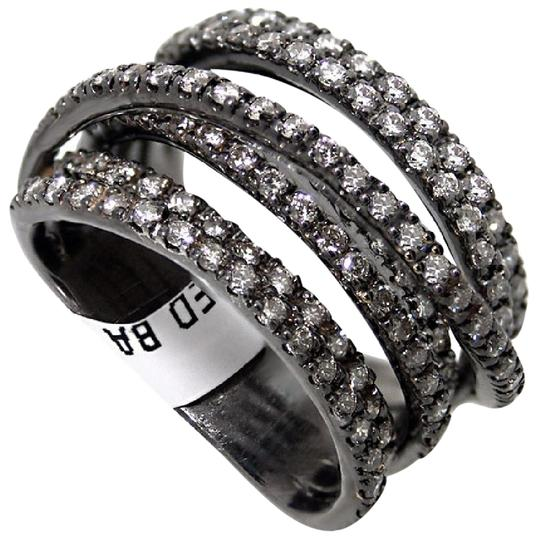 Preload https://img-static.tradesy.com/item/21557847/abc-jewelry-g-color-vs2-clarity-117ct-diamond-band-in-18kt-black-plated-gold-ring-0-1-540-540.jpg