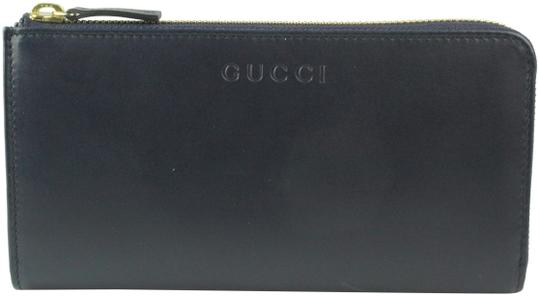 Preload https://item3.tradesy.com/images/gucci-navy-margaux-zip-around-wallet-21558042-0-3.jpg?width=440&height=440