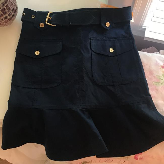 Tory Burch Skirt Navy