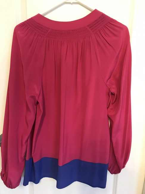 Lilly Pulitzer Silk Top Pink