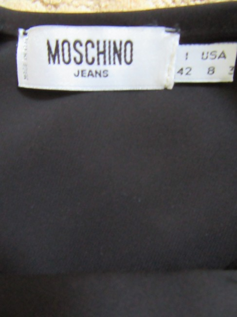 Moschino Sequin Embellished Dress