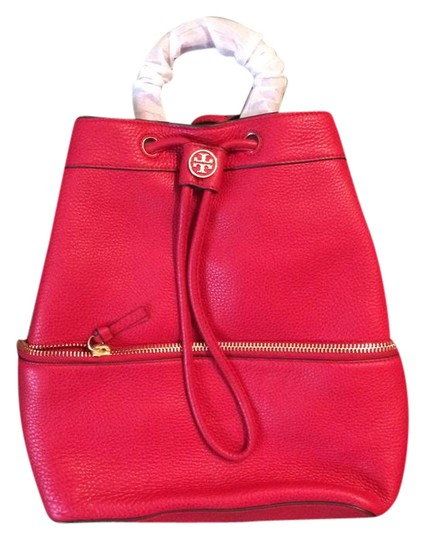 Preload https://item5.tradesy.com/images/tory-burch-robinson-convertible-kir-royale-red-pebbled-leather-backpack-21558229-0-2.jpg?width=440&height=440