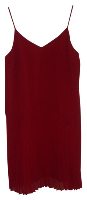 Preload https://item4.tradesy.com/images/bcbgeneration-red-chiffon-pleated-slip-short-night-out-dress-size-2-xs-21558243-0-3.jpg?width=400&height=650