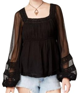 59891bb42b4efc Free People Black Lace Collection - Up to 80% off at Tradesy