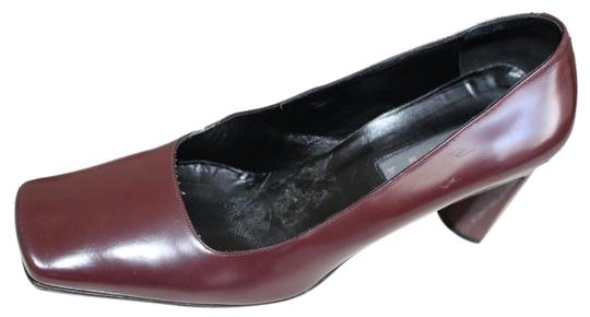 Preload https://img-static.tradesy.com/item/21558516/paloma-blanca-oxbood-made-in-italy-highest-quality-leather-pumps-size-us-8-regular-m-b-0-2-540-540.jpg
