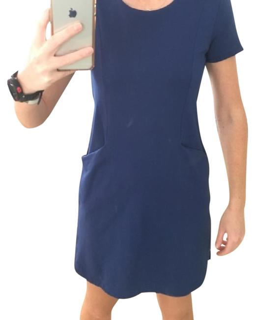 Preload https://item2.tradesy.com/images/banana-republic-blue-with-pockets-short-workoffice-dress-size-4-s-21558661-0-2.jpg?width=400&height=650