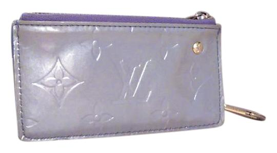 Louis Vuitton Louis_Vuitton_Vernis_Card_Key_Cles_Lavendar