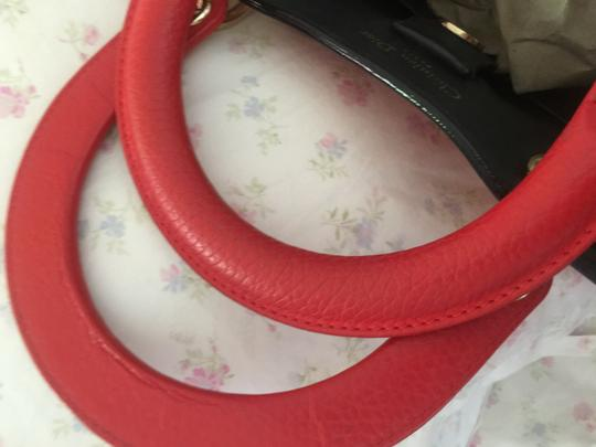 Dior Diorissmo Classic Satchel in Red