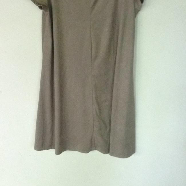 Socialite short dress beige on Tradesy