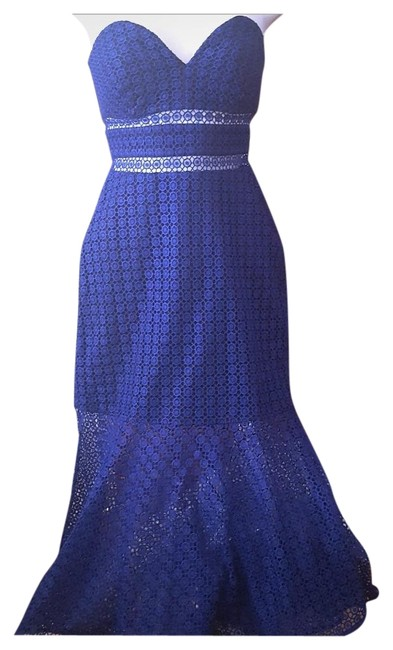 Preload https://item5.tradesy.com/images/self-portrait-cobalt-mermaid-mid-length-cocktail-dress-size-00-xxs-21558914-0-3.jpg?width=400&height=650