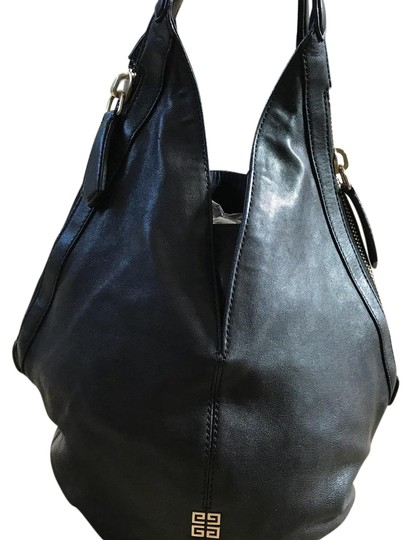 Preload https://item5.tradesy.com/images/givenchy-black-leather-satchel-21559084-0-2.jpg?width=440&height=440