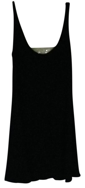 Preload https://item3.tradesy.com/images/forever-21-black-open-tank-top-short-casual-dress-size-12-l-21559322-0-2.jpg?width=400&height=650