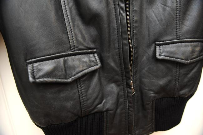 Other D&g Leather Vintage Black Jacket
