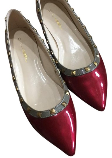 Preload https://img-static.tradesy.com/item/21559434/c-label-red-with-kachi-green-gold-tone-grommets-hudson-flats-size-us-9-regular-m-b-0-2-540-540.jpg