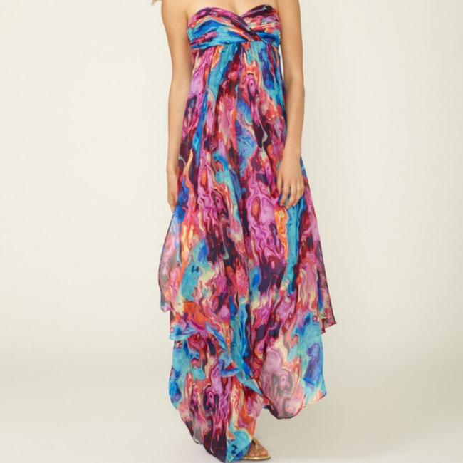 multicolor Maxi Dress by Laundry by Shelli Segal