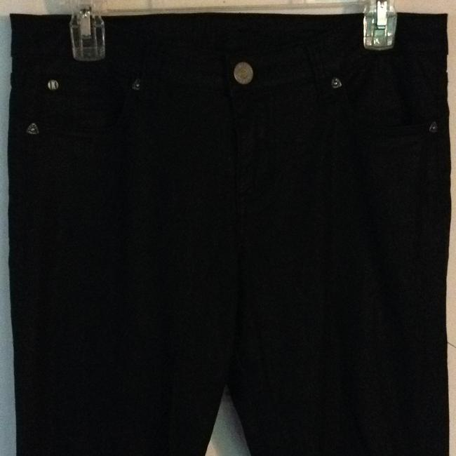 Topshop Skinny Jeans-Coated