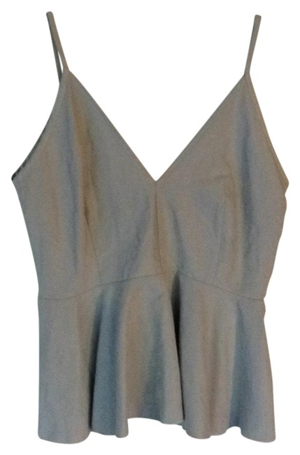 Preload https://item3.tradesy.com/images/glamorous-blue-fitted-peplum-blouse-size-12-l-21559582-0-2.jpg?width=400&height=650