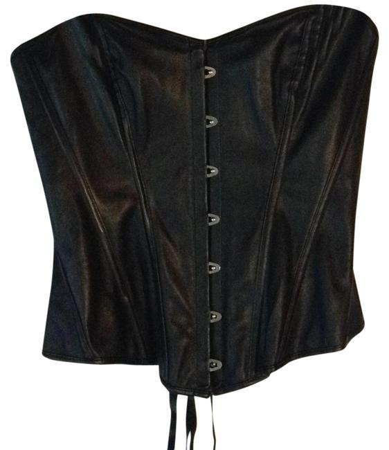 Preload https://item5.tradesy.com/images/black-faux-leather-corset-ribbon-night-out-top-size-12-l-21559674-0-2.jpg?width=400&height=650